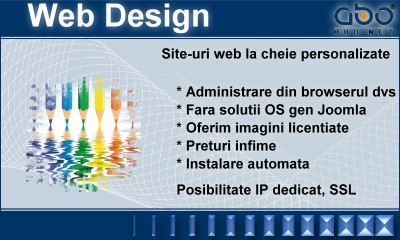 Web Design LIGHT Inregistrare domenii inregistrari .net
